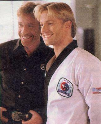 Ranger Walker and Trent Malloy