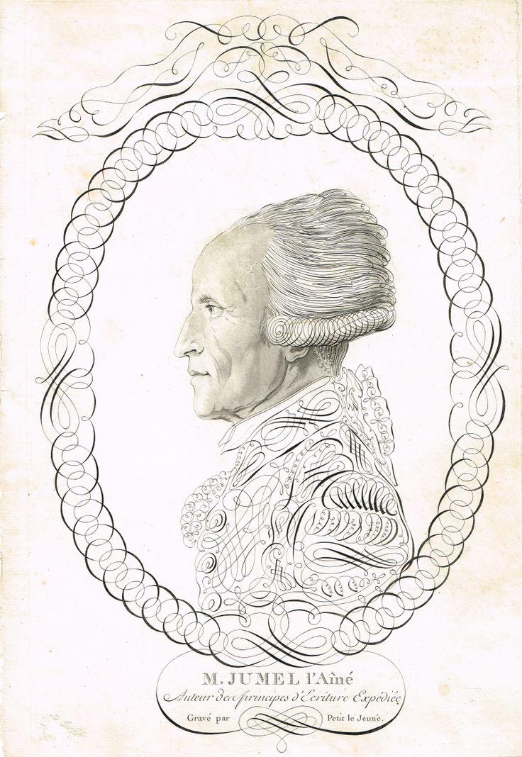 Portrait de M. JUMEL l'Aîné MAS Estampes Anciennes - Antique Prints