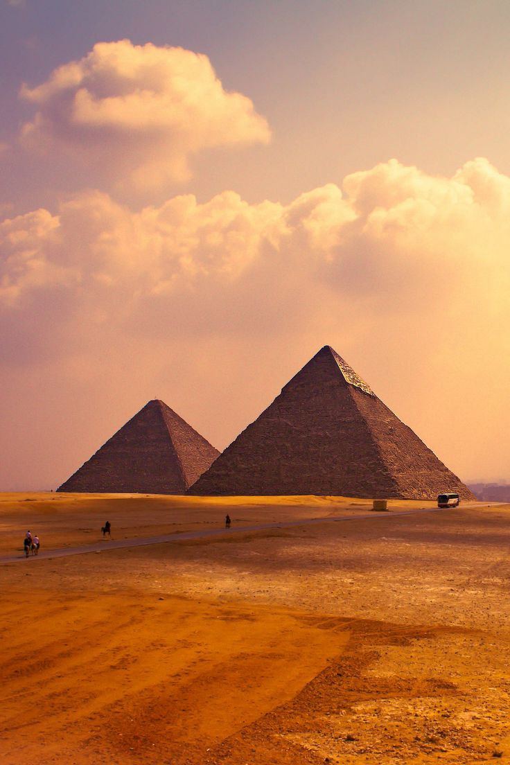 Double Pyramids