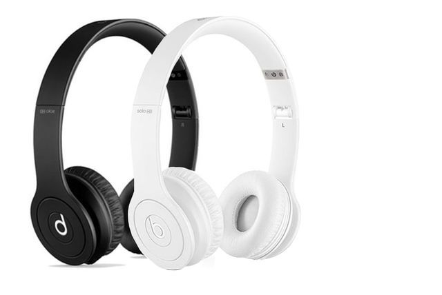 Beats Solo HD Headphones - Two Colours!