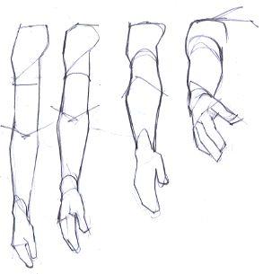 Arm position