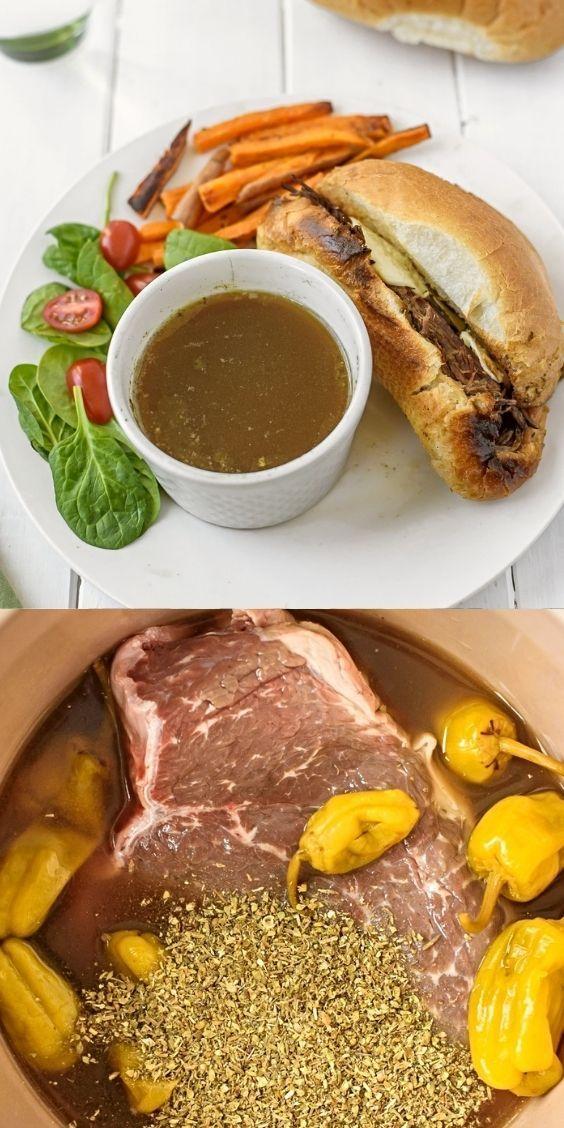 PIONEER WOMAN'S ITALIAN DRIP BEEF   Beef dinner, Recipes ...