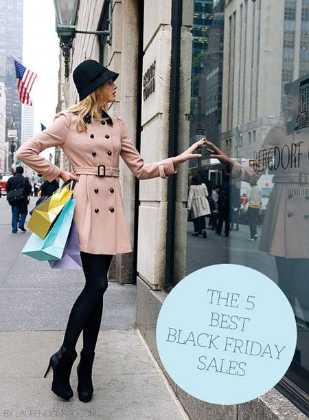 Deals & Steals: The 5 Best Black Friday Sales