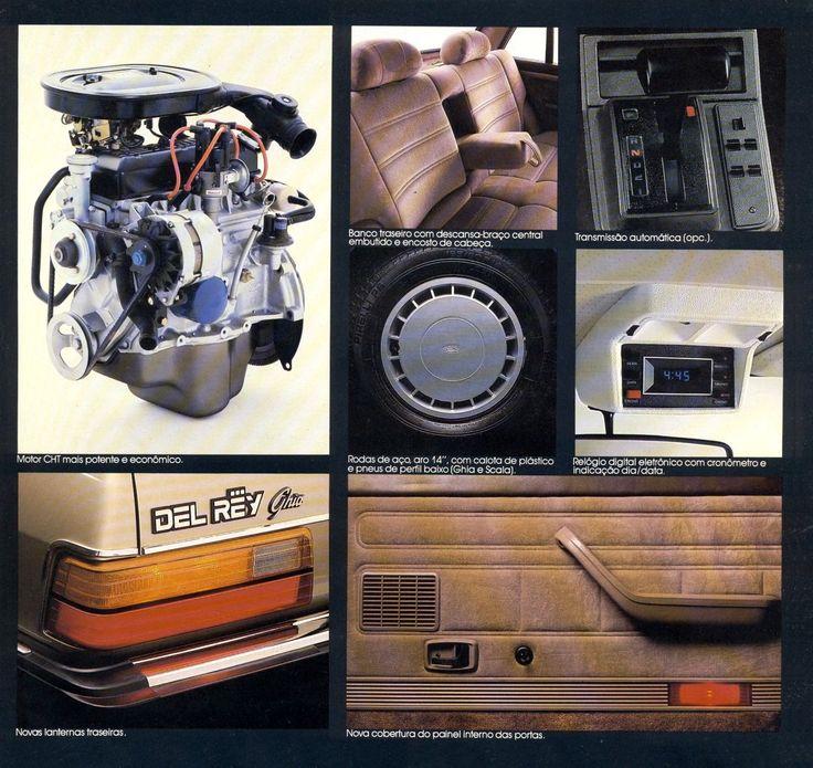 1985 Ford Del Rey - Brasil