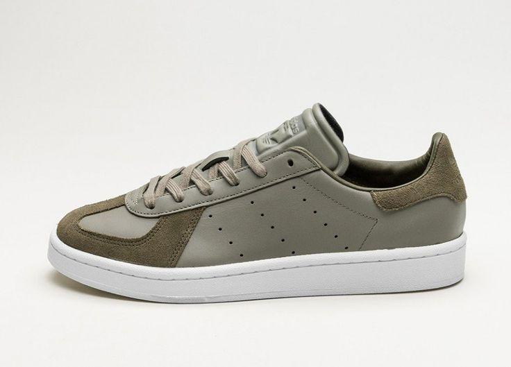 BW AVENUE - Sneaker low - trace cargo/trace olive Wo5oq