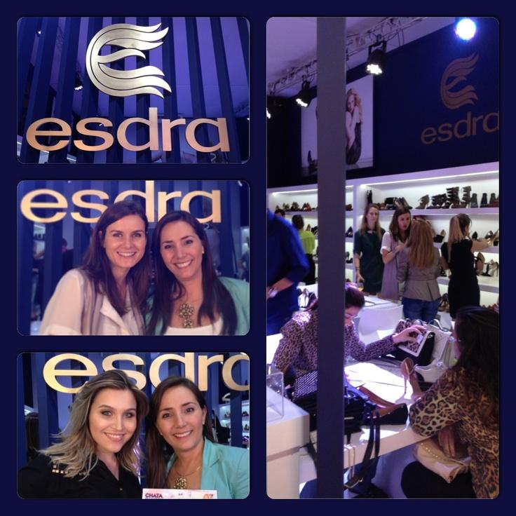 MonDieu! en las redes sociales de la marca ESDRA