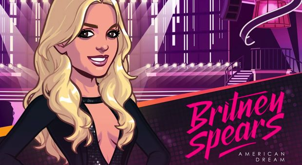 Britney Spears American Dream Trucos Codigos ~ blogs arjen robben
