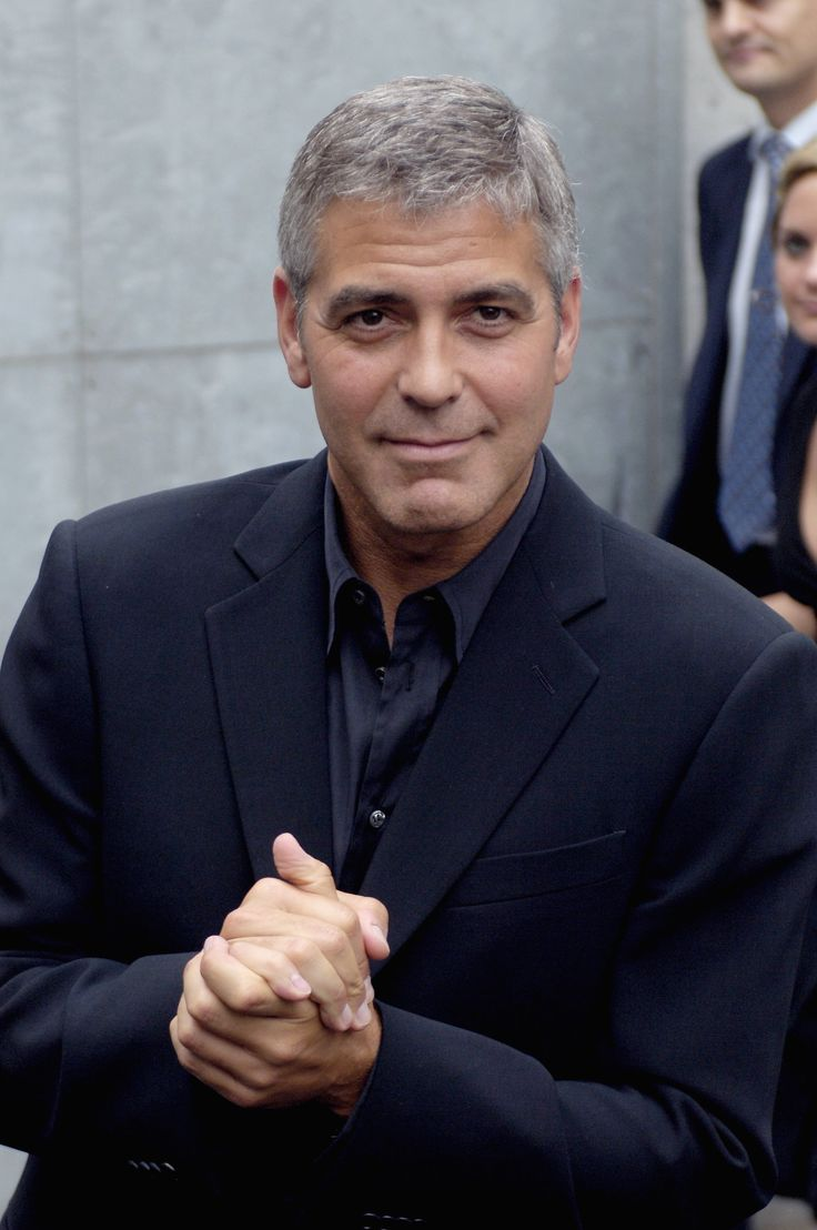 Look back at george clooney s sexiest moments over the years