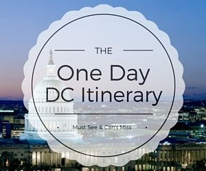 This popular one day in Washington DC itinerary includes the must see attractions to visit during your trip. Experience the best of DC in a day for under $100.