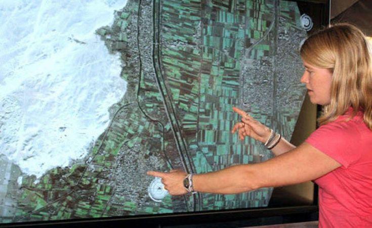 Sarah Parcak: The Indiana Jones of the 21st Century