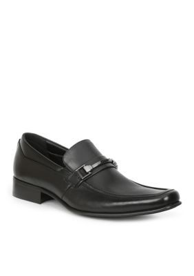 Giorgio Brutini Men's Shard Slip On Shoe - Black - 11.5M