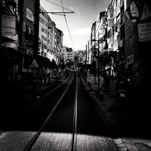 Bir de Tramvay  olduğunu düşünün - @zeromustafa- #webstagram