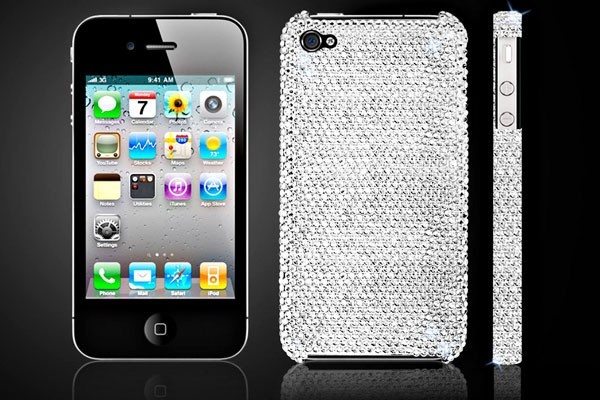 Swarovski: Iphone Cases, Iphone 4S, Phones Covers, Swarovski Iphone, Crystals Cases, Phones Cases, Swarovski Crystals, Iphone 4 Cases, Swarovski Elements
