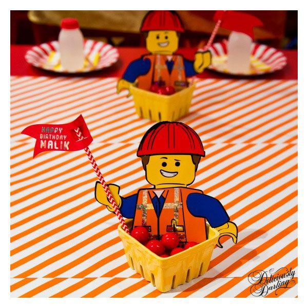 Deliciously Darling | The Lego Movie | Birthday Party |