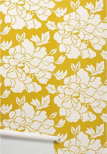 Anthropologie Wallpaper Look for Less? — Good Questions