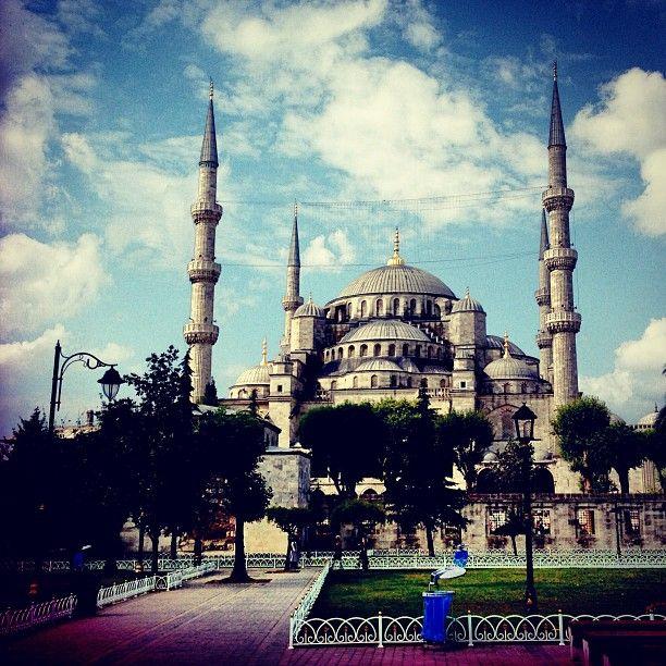 Sultanahmet Camii | Blue Mosque in İstanbul, İstanbul
