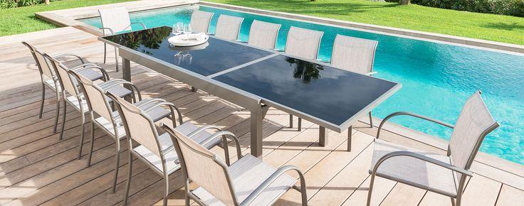 Best Hesperide Salon De Jardin Bora Bora Gris Ideas - Design ...