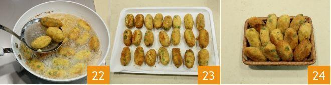 Ricetta Crocchette di pollo e piselli - Le Ricette di GialloZafferano.it