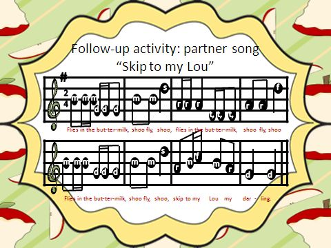 """Shoo Fly"" is one of my favorite songs to teach.  The students love it!  I typically use it with 2nd or 3rd grade to add some nice ""orff-..."