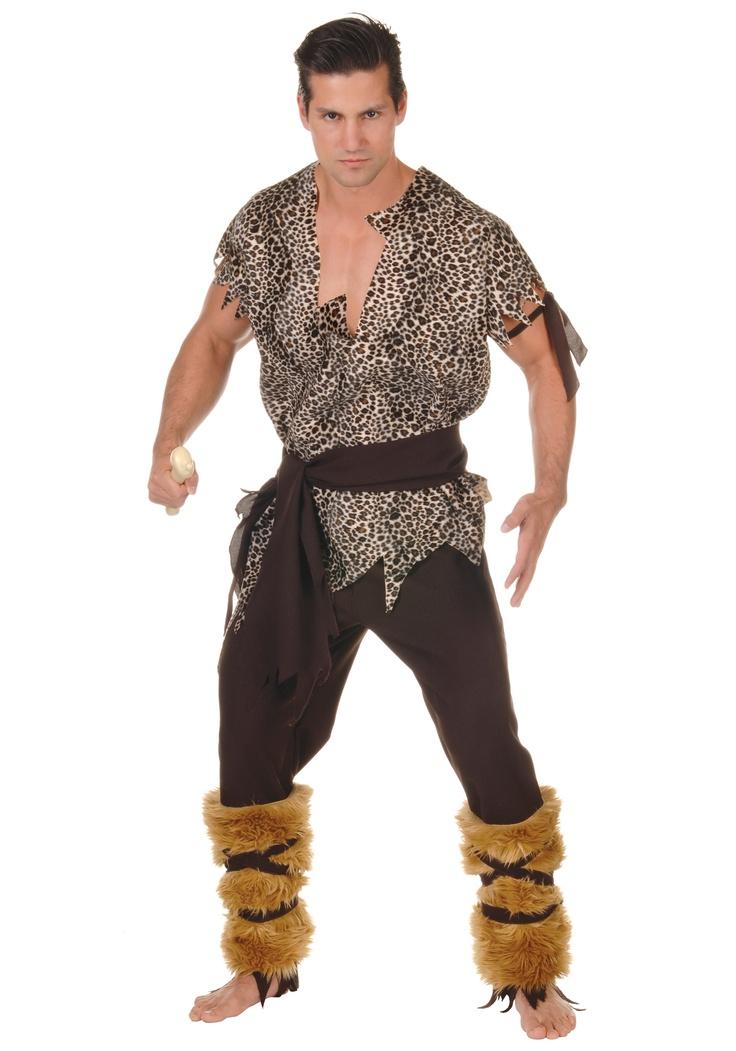 Caveman costumes | ... > Historical Costumes > Caveman Costumes > Savage Caveman Costume