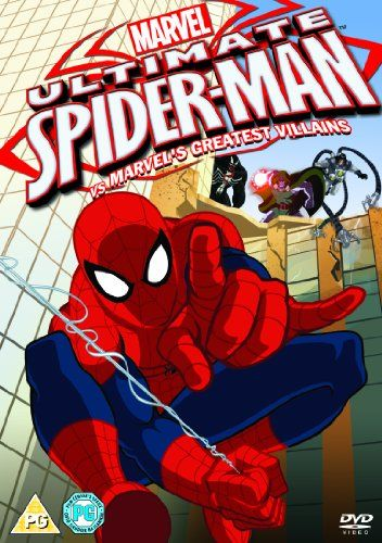 Vol. 2-Ultimate Spider-Man: spider-Man Vs. Marvel [DVD] [Import] @ niftywarehouse.com #NiftyWarehouse #Spiderman #Marvel #ComicBooks #TheAvengers #Avengers #Comics