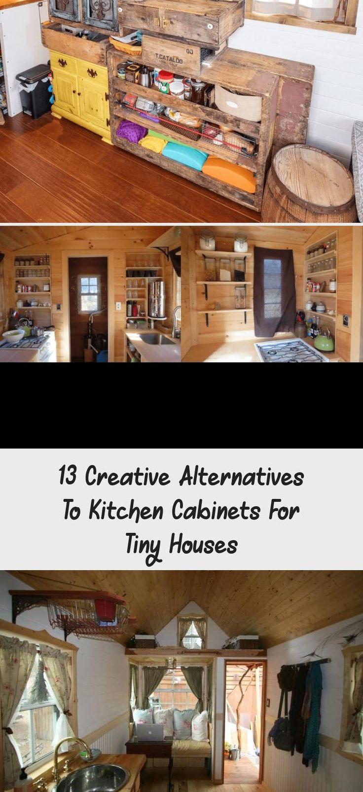 Kitchen for Tiny Houses 13 Alternative Designs