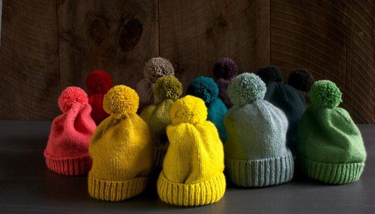 Classic Cuffed Hat | The Purl Bee