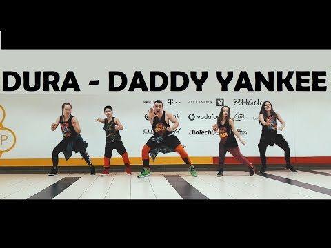 Dura Daddy Yankee Zumba Fitness Choreography Youtube Zumba Videos Zumba Workout Zumba Routines