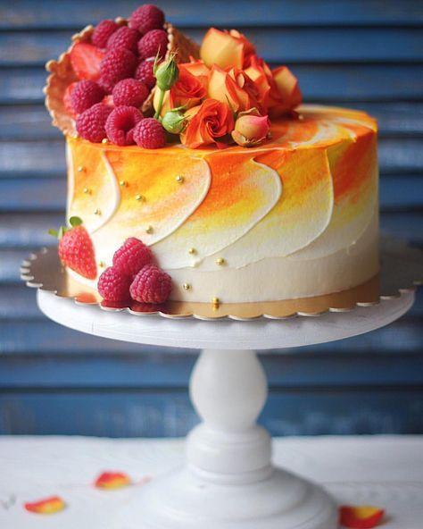 622 mentions J'aime, 8 commentaires – ТОРТЫ НА ЗАКАЗ (@davlovecakes) sur Instagram : « Ну и завершающее фото этого буйства красок) а тортик этот был для мамы, мне всегда очень приятно… »