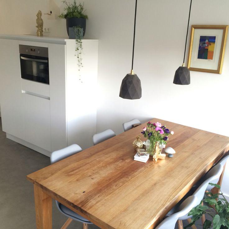 Kitchen - more interiordesign on / meer interieurstyling op www.debbyrijvers.nl
