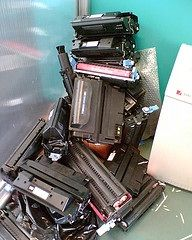 Recycled and Recyclable Toner Cartridges