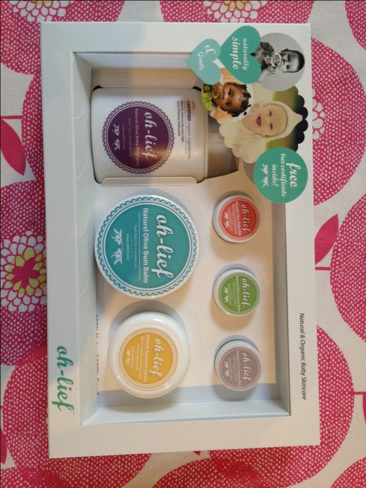 Yay, my favourite baby products now available in this beautiful gift pack! #natural #baby #skincare