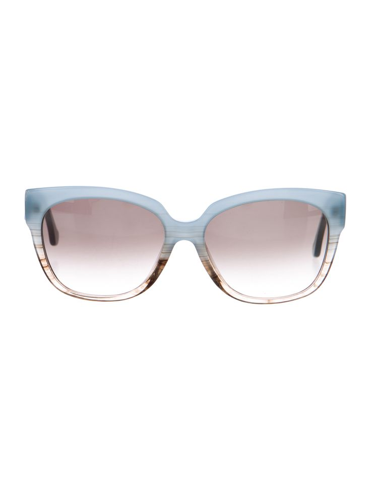 Tinted Wayfarer Sunglasses