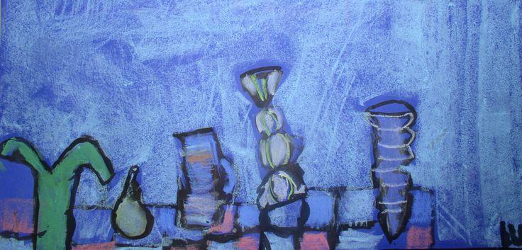 17 best images about schilderen met kinderen on pinterest ramen tes and atelier - Schilderij kamer jongen jaar ...