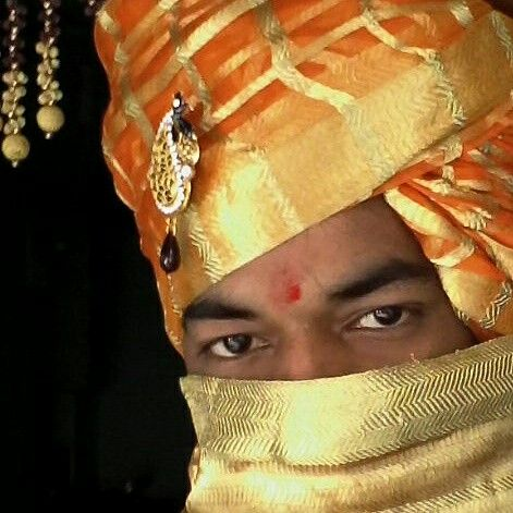 Royal Rajput Safa Bhaktirajsinh Sodha