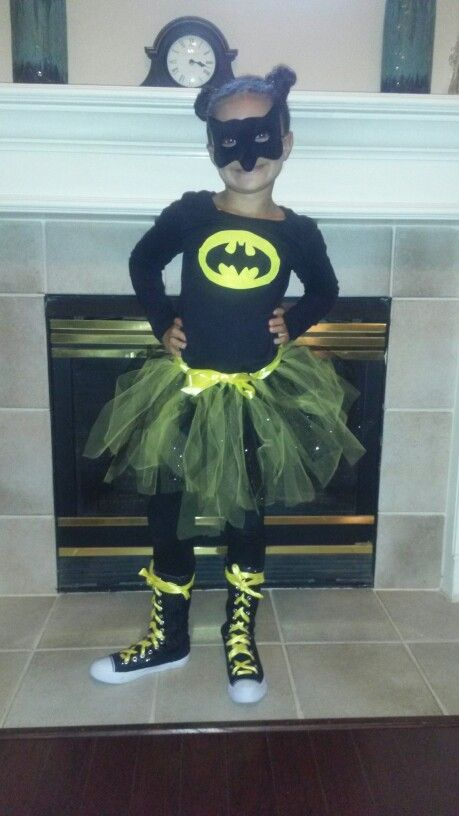 Bat Girl Homemade Costume Cassandra Ashley Batgirl