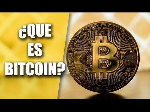 ¿QUE ES BITCOIN?¿COMO FUNCIONA? (En español) - YouTube