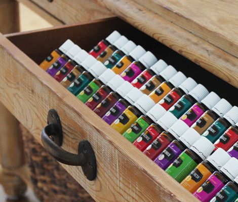 Shelf Essential Oil Storage Display Racks For Young