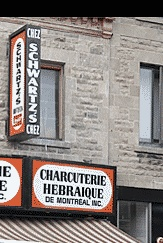 http://www.schwartzsdeli.com World famous Schwartz's Deli, serving the best Montreal Smoked Meat from the original recipe of spices since 1928.