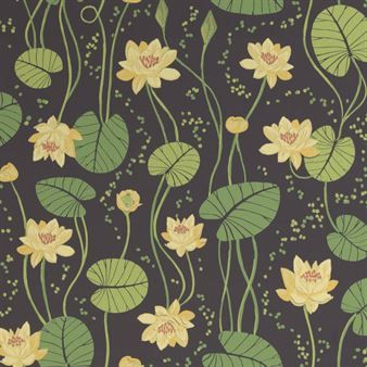Sandra wallpaper - Sandberg Tyg & Tapet (scandinaviandesign)