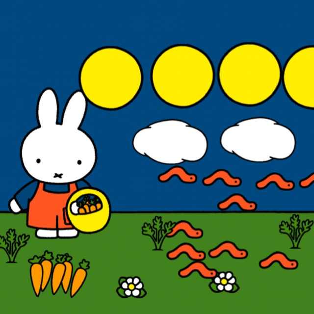 Nijntje by Dick Bruna (Miffy)