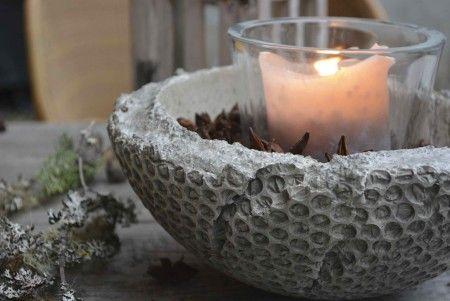 Brachiale Schale aus Beton
