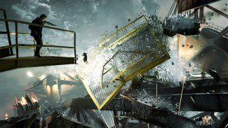 Quantum Break Gameplay og Billeder