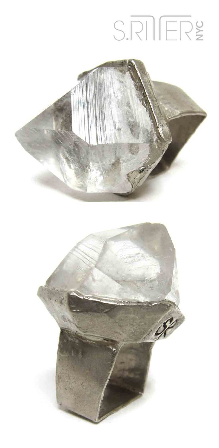 Is quartz considered a natural stone - Giant Naturally Terminated Arkansas Quartz Point Standing In Full Attention To It S Responsibility To The Wearer Stone Ringsnatural