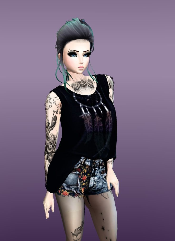 Captured Inside IMVU - Join the Fun! :D