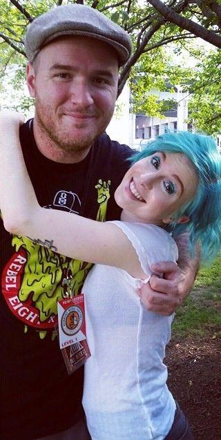 Chad & Hayley, cuties!!