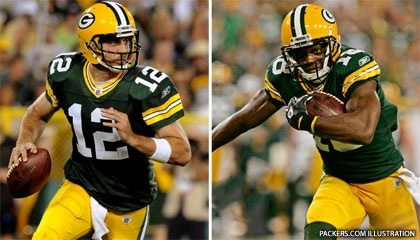 The Green Bay Packers Hall of Fame Inc. today announced that quarterback Aaron Rodgers and wide receiver Randall Cobb will be honored with the Hall's awards for 'Most Valuable Player' and 'Rookie of the Year,' respectively, at the 42nd Packers Hall of Fame Induction Banquet, to be held the evening of July 21, 2012, in the Lambeau Field Atrium. Former head coach Mike Holmgren will become the newest member of the Hall that evening.
