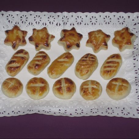 Mazapanes de almendra caseros http://www.rebanando.com/receta-51199-mazapanes.htm