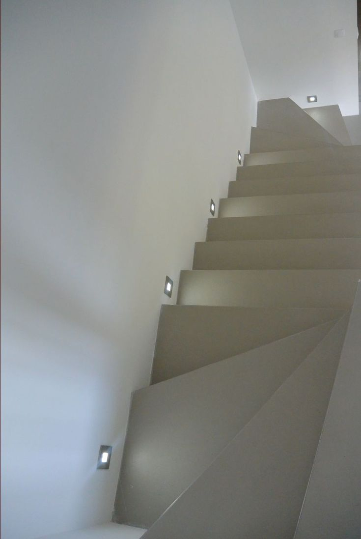 Model Tangga Beton Group Of Pin Escalier Beton Carrele