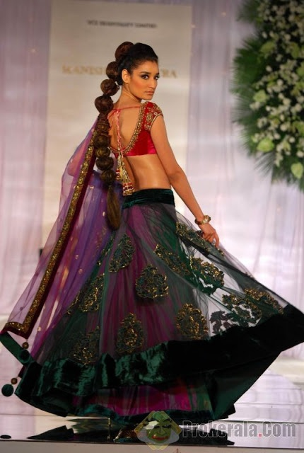Manish Malhotra's Lehenga Choli - Visit http://www.yourdreamshaadi.co.uk for all the advice, inspiration and supplier contacts you need to plan your dream asian wedding